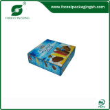 2015 Fancy New Design Colourful Corrugated Box
