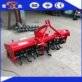 Il trattore profondo della trasmissione agricola del Pto coltiva con la sospensione a tre punti