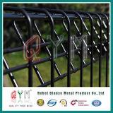 Frontière de sécurité enduite décorative de maille de Brc Fence/PVC Brc de frontière de sécurité de Rolltop