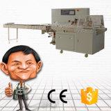 Automatische Fluss-Frischgemüse-Zwiebelen-Kissen-Beutel-Verpackungsmaschine
