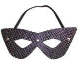 Gadget de brinquedo de sexo adulto para casais Bdsm Game Leather Eye Oculte a máscara de festa