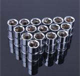 Multi sechseckiger kurzer Kontaktbuchse-Schlüssel der Bedingungs-8-32mm