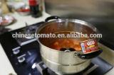 Goma de tomate conservada 400g vendedora caliente de la marca de fábrica de Gino para África