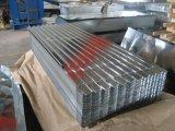 Strato del tetto del metallo galvanizzato galvalume