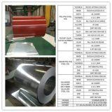 la bobina d'acciaio di 0.14mm-0.8mm PPGI/ha galvanizzato la bobina d'acciaio per il materiale di tetto
