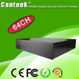 Верхний жёсткий диск 64CH HD NVR поддержки 8 SATA сбывания