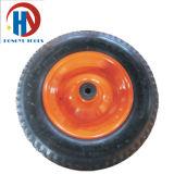 Riga della barra di rotella della gomma piuma di Rubber/PU/pneumatico carrello della mano