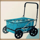 Rad-Gepäck-Einkaufen-Laufkatze der Hilfsmittel-Karren-4