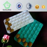 Подносы 2016 плодоовощ Guoliang PP ранга промотирования высокие пластичные для свежий упаковывать кивиа