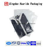 De transparante Kleren die van het Overhemd Plastic Zak voor Kleding verpakken