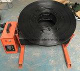 Cer zugelassene Digitalanzeige, die rotierenden Tisch Hbt-50 für Gurt-Schweißen schweißt