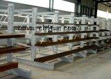 Estanterías cantilever para largas deportivos (panel de madera)