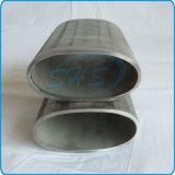 Câmara de ar oval do aço inoxidável para a balaustrada