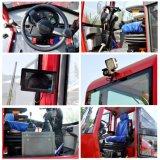 Matériel de construction de routes de chargeur de roue de position de machine mobile de la terre petit