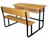 学校学生のための熱い販売法の安い二重共同机そして椅子