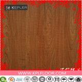 Настил винила Click PVC плитки Китая деревянный