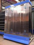 Machine-Double machine en verre verticale de nettoyage en verre et de presse