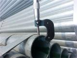 Le dimensioni galvanizzate del tubo di programma 40 variano i Od 21.3mm - 273.1mm