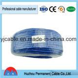 AWG кабеля 23 установки категории 6 F/UTP LAN сети синь PVC коробки 305 m