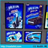 Stile della fabbrica della Cina nuovo che fa pubblicità alla scatola di presentazione chiara magnetica del LED