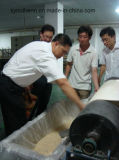 Forno de desinsecção de microondas para sistema de secagem de arroz / aveia