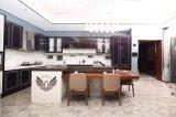 2015년 항저우 Welbom 상한 현대 듀퐁 페인트 부엌 디자인