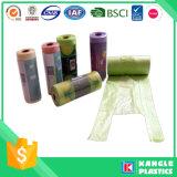 Мешок отброса створки c HDPE пластичный на крене