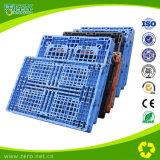 Qualität festes HDPE materielle Plastikladeplatten-Hülsen-Kästen