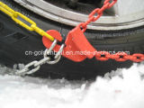 Тип- цепи Kn 12mm снежка пассажирского автомобиля
