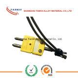 Am meisten benutztes Thermoelementextensionskabel/Draht 1.15mm (Typ JX/KX/TX)