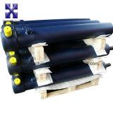 O Fe datilografa o cilindro hidráulico
