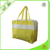 中国のジッパーの低価格の非編まれた赤ん坊袋