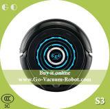 Automatisches intelligentes Verlust-Gewicht-lärmarmer Hauptstaubsauger