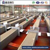 Здание стальной структуры верхнего качества Prefab (стальная мастерская)