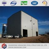 가벼운 강철 구조물 작업장 건축