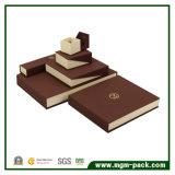 Rectángulo de joyería de madera de múltiples funciones de la alta calidad promocional 2016
