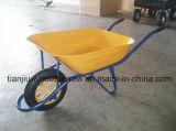 65L Frankreich vorbildlicher Schubkarre-Rad-Eber Wb6400 für Angola-Markt