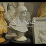 Witte Marmeren Mislukking voor Decoratie Mej.-2427 van het Huis