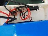 Bloco 12V 60ah da bateria de lítio para a energia solar da potência portátil