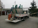 Cylinder doble Hydaulic Hot Melt Machine de Kettle para Thermoplastic Road Marking Paint Ll1200f