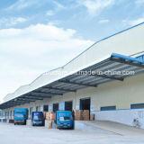 Almacén de calidad superior y taller de la estructura de acero con bajo costo