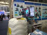 2000 máquinas de molde plásticas do sopro da extrusão do tanque de armazenamento PP/PE/HDPE da água do litro
