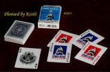 Gambling顎王のトランプのカスタムトランプのゲームカードはとのデザインをカスタマイズする
