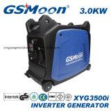 gerador da gasolina do inversor de 3000W 4-Stroke com de controle remoto