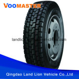 Pneumático real 295/80r22.5 do caminhão do pneumático do caminhão de Balck do tipo famoso de China, 315/80r22.5, 315/70r22.5