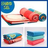 Быстро сухое полотенце пляжа заплывания (QHES994345)