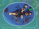 A série mágica da casa caçoa os jogos HD-059A do jogo dos campo de jogos