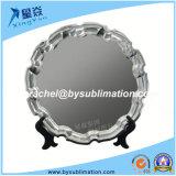 La '' sublimación 10 esconde plateado de metal redondo del acero inoxidable
