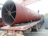 Estufa giratória de Yuhong produzindo a linha do cal em China