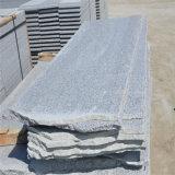 Pietra per lastricati grigia del granito G341 dello Shandong Qixia